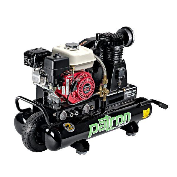 patron air compressor 6.5 horse power