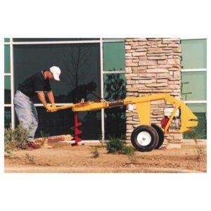 towable auger