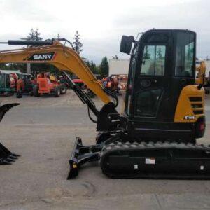 Mini Excavator 5 Ton